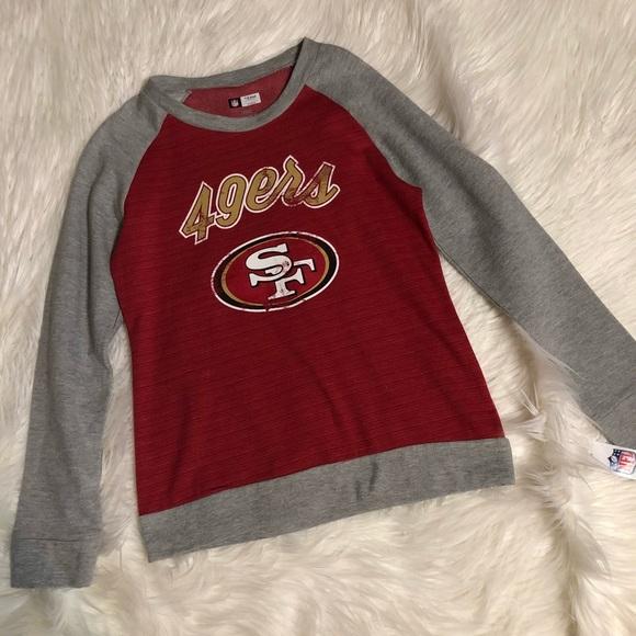 f09a9334d NFL San Fransisco 49ers long sleeve